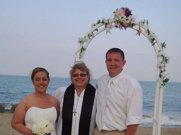 Tmx 1454625516733 20140817184552 Smile Ocean City, Delaware wedding officiant