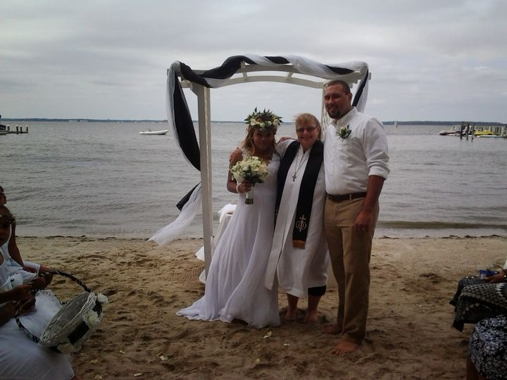 Tmx 1454625622744 20140912125103 Ocean City, Delaware wedding officiant