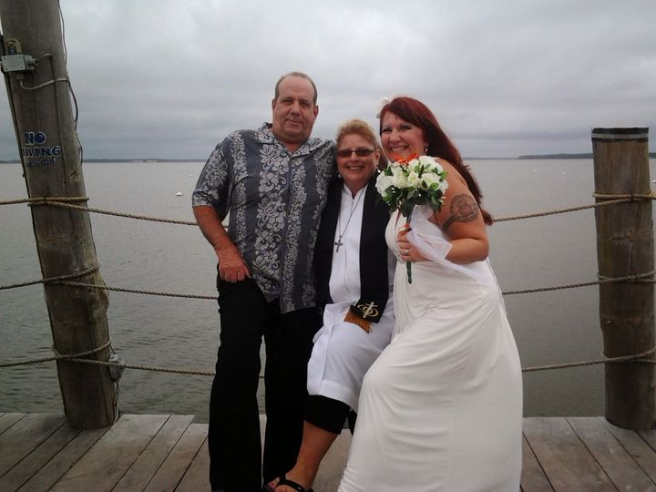 Tmx 1454625654761 20140913114527 Ocean City, Delaware wedding officiant