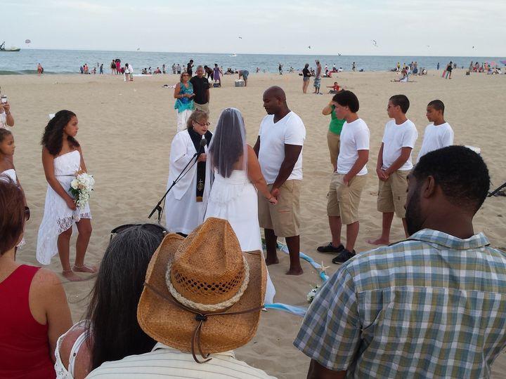 Tmx 1454626534903 20150815191307 Ocean City, Delaware wedding officiant