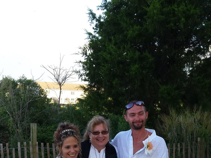 Tmx 1454626733920 20150911175417 Ocean City, Delaware wedding officiant