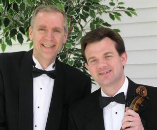 Duo musicians