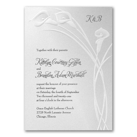 Tulip design card