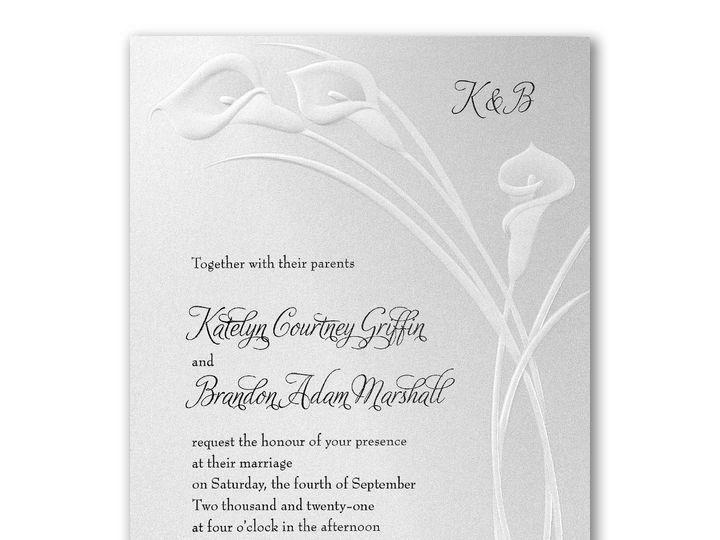 Tmx Callas 51 540138 157377996440197 Rexford, NY wedding invitation