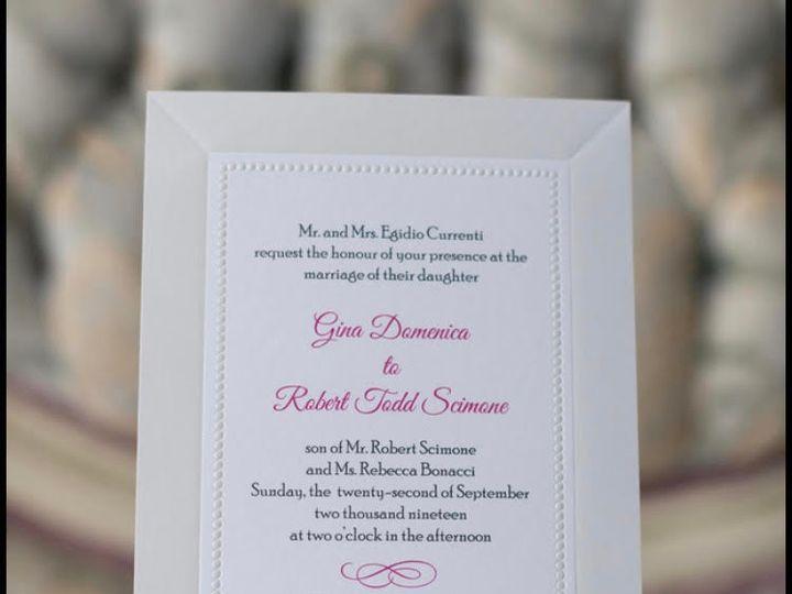 Tmx Currenti Invitations 51 540138 157377859064131 Rexford, NY wedding invitation