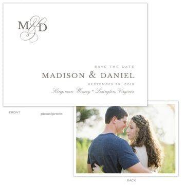Tmx Std Monogram 51 540138 157378044360388 Rexford, NY wedding invitation