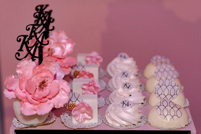 Confections display