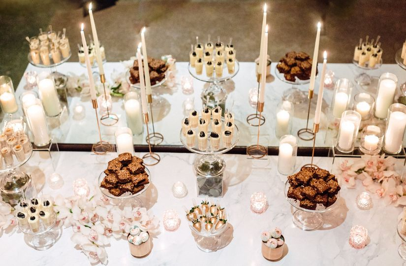 Confection table