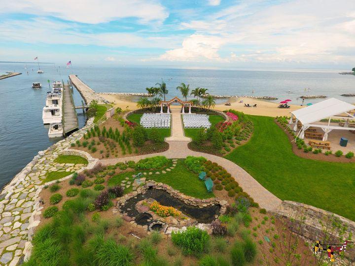 Herring Bay Garden Ceremony Site