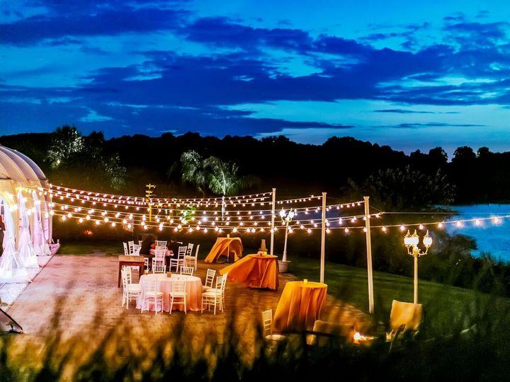 Tmx Bistro Lights 51 1138 North Beach wedding venue