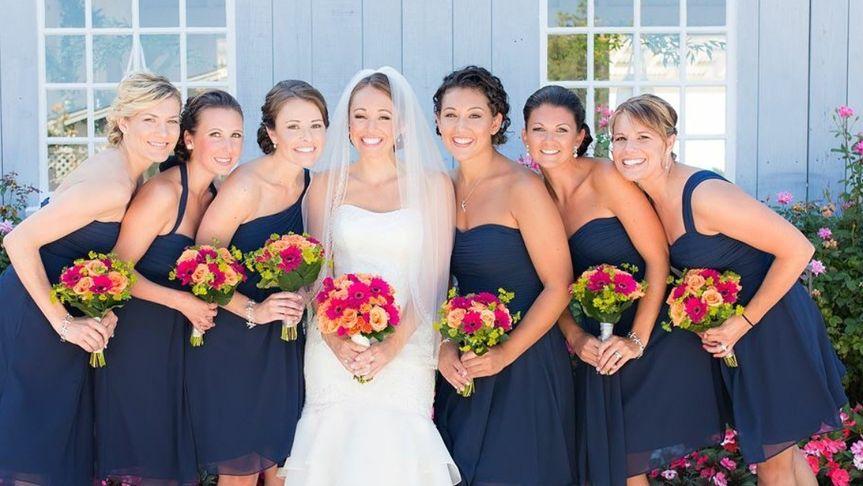 Summer wedding at the shore - The Mallard, LBI