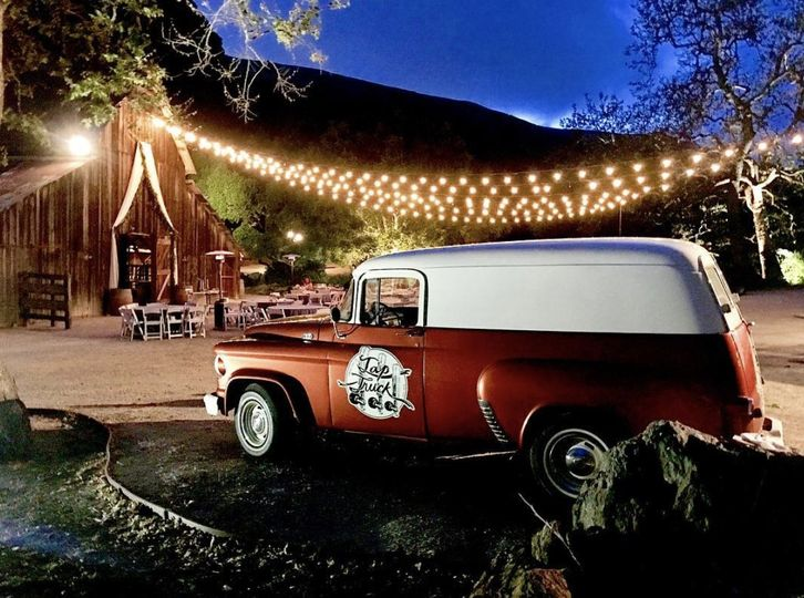 A beer truck for your wedding.