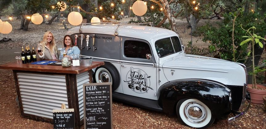 The perfect mobile bar.