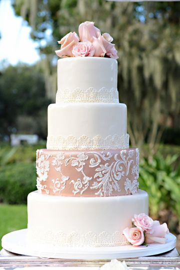 orlando wedding cakes it s tasty wedding cake orlando fl weddingwire 18071