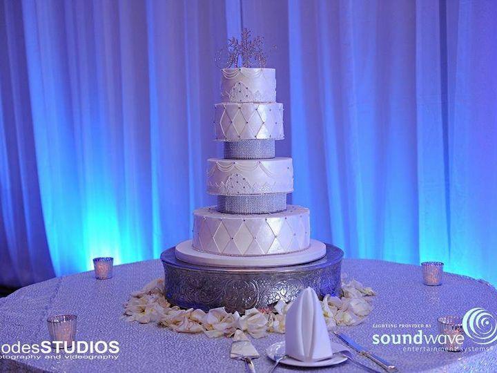 Tmx 1414185780502 19788997509028615964502113302642n Ocoee, Florida wedding cake
