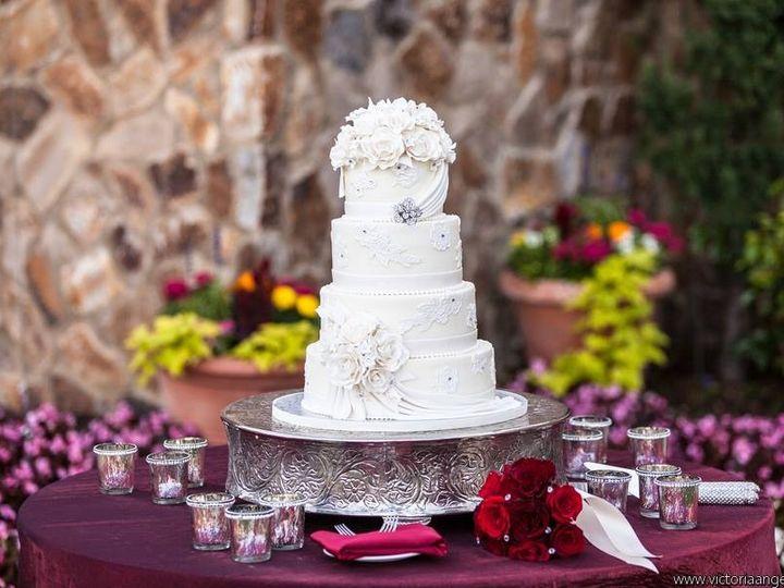 Tmx 1414185793649 102465567793544587512902542427624047208646n Ocoee, Florida wedding cake