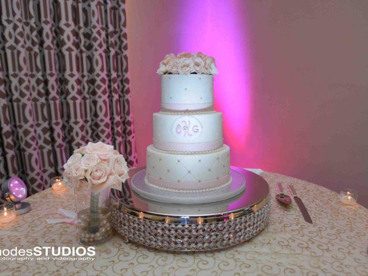 Tmx 1414186031665 Rhodes Studios. Olesya And Greg Ocoee, Florida wedding cake