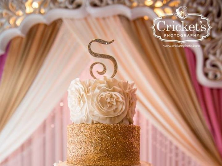 Tmx 1435072910385 Candis  Mike Chickets Photography  Ocoee, Florida wedding cake