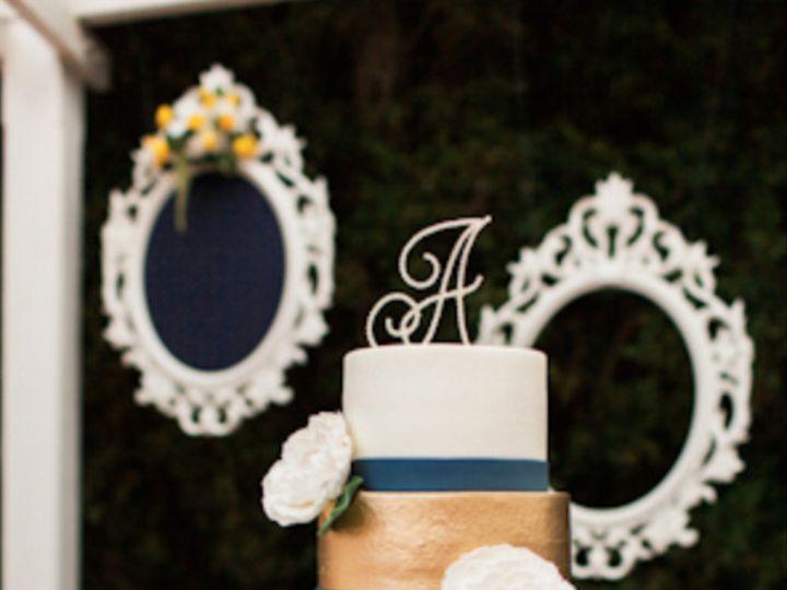 Tmx 1435073097247 Katie  Austin Andi Mans Weddings Ocoee, Florida wedding cake
