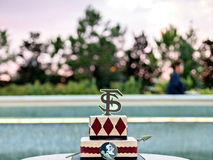 Tmx 1464099057833 Binkley  Gaynor Kristen Weaver Photography 3 Ocoee, Florida wedding cake