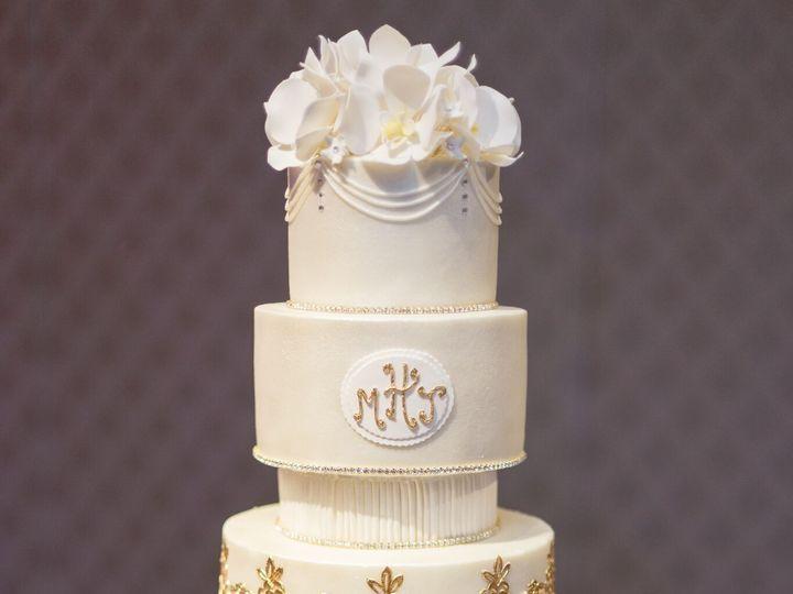 Tmx 1464099873737 Johnny Magic Victoria Angela  Ocoee, Florida wedding cake