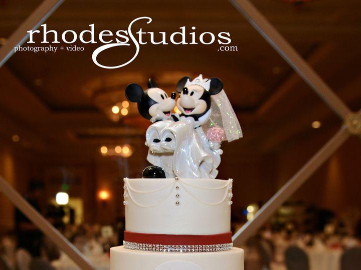 Tmx 1464111769133 C3515 Ocoee, Florida wedding cake