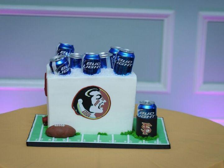 Tmx 1467985450686 Unspecified 1 Ocoee, Florida wedding cake