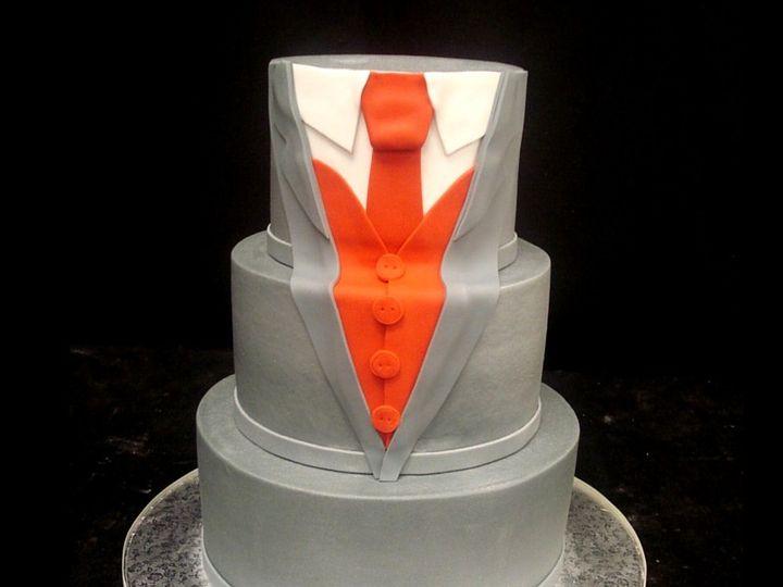 Tmx 1468529424484 Untitled Design 55 Ocoee, Florida wedding cake