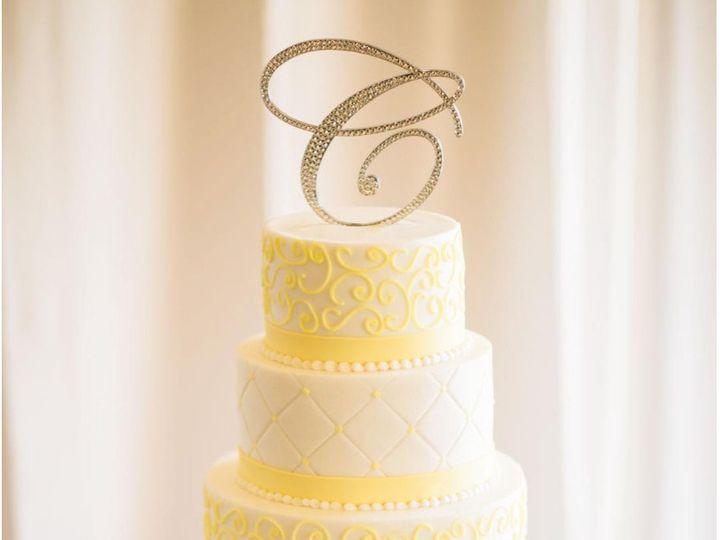 Tmx 1470871936626 Chris Glenn Photography   Kelly And Matthew Borrow Ocoee, Florida wedding cake