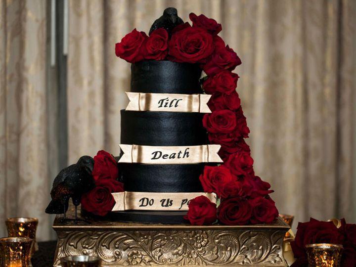 Tmx 1478641341593 Bella Allure Imagery Bohemian Celebration Hallowee Ocoee, Florida wedding cake