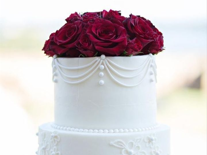 Tmx 1481824955264 Chrapkova And Plazinski   Kristenweaverphotography Ocoee, Florida wedding cake