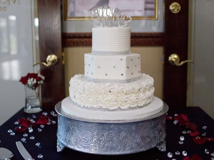 Tmx 1483473389264 Semm Faber Photography Ocoee, Florida wedding cake