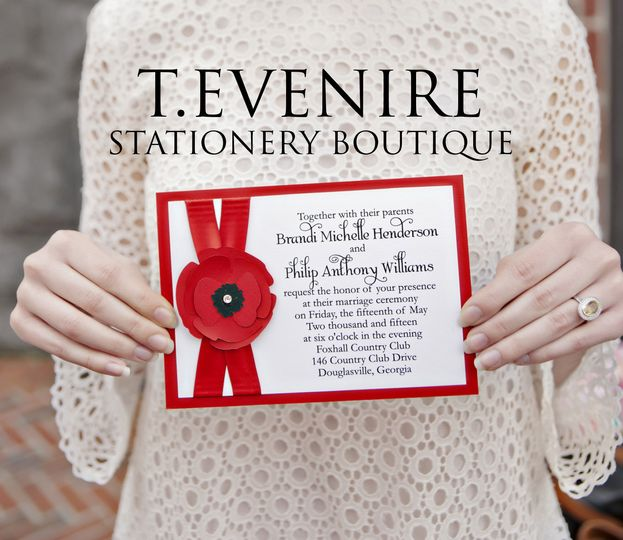 T.evenire Stationery Boutique