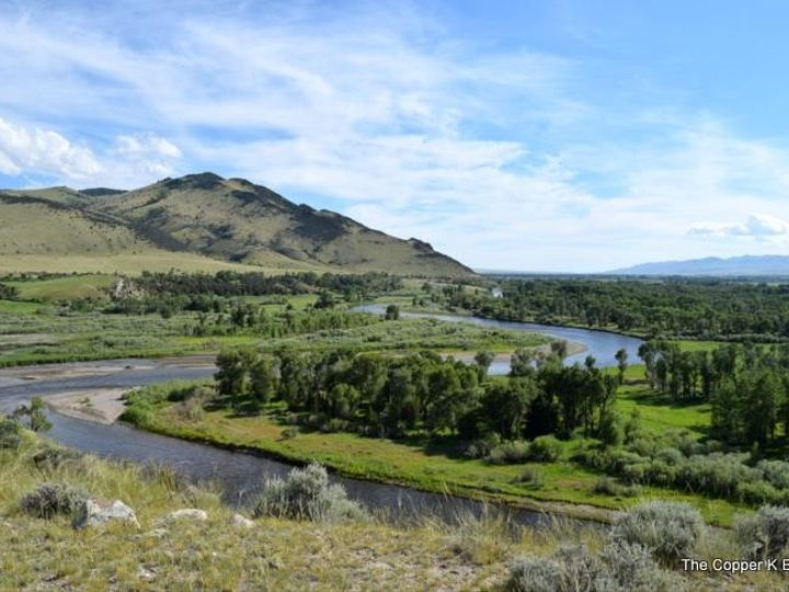 Tmx 1459976221556 Barn River View Whitehall, MT wedding venue
