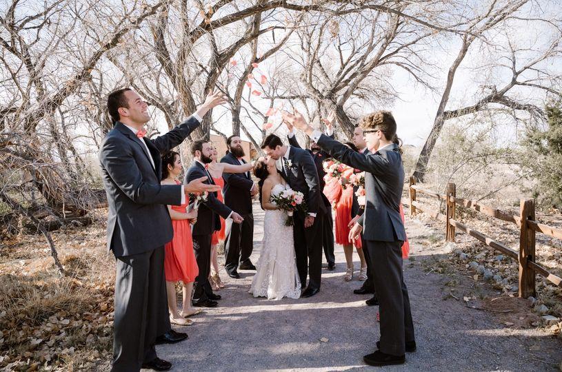 The newlyweds| Blue Rose Photography