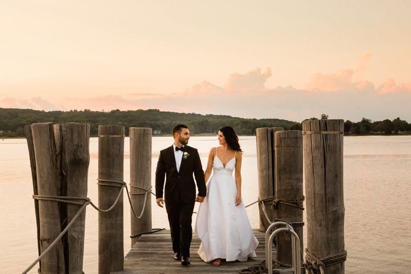 Oregon Beachside Wedding
