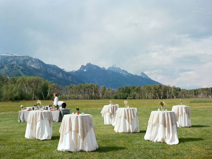 Tmx 1475083927529 Teton Wedding Teton Village wedding catering