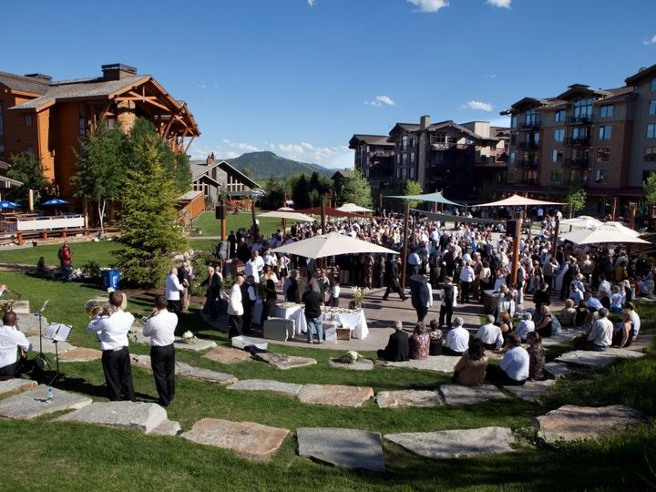 Tmx 1475084481863 Teton Village Commons Teton Village wedding catering