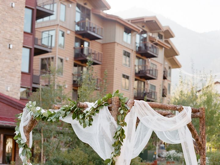 Tmx 1475085025798 Hotel Terra Village Commons Wedding Teton Village wedding catering