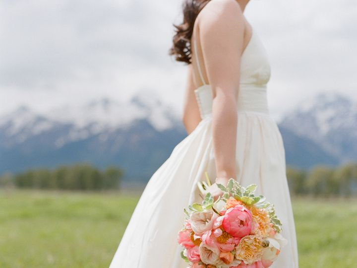 Tmx 1480441652816 Teton Bride And Bouquet Teton Village wedding catering