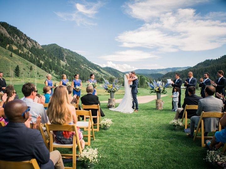 Tmx 1480441786028 Outdoor Wedding 3 Teton Village wedding catering
