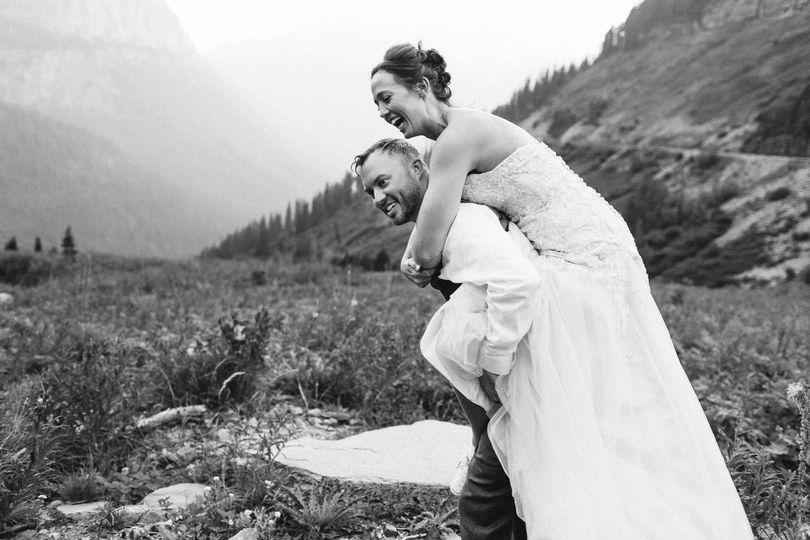 Montana elopement.