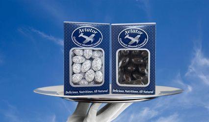 Aviator Gourmet Almonds