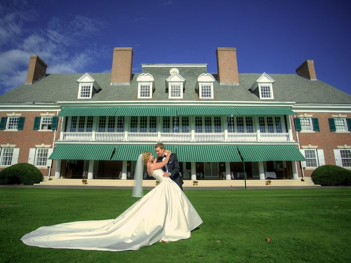 Tmx 1487871255057 Couple In Front Of Clubhouse   Copy   Copy Philadelphia, PA wedding venue