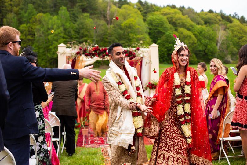 Fusion weddings =  2x the fun