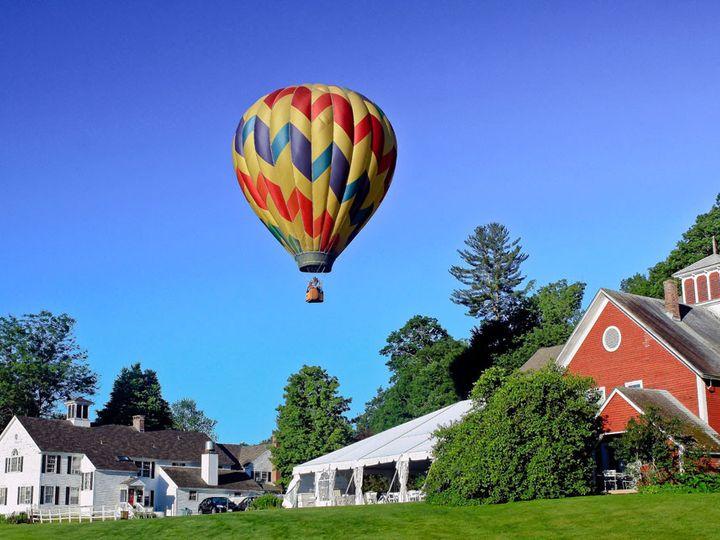 Tmx 1424458101846 Hot Air Balloon Quechee, VT wedding venue