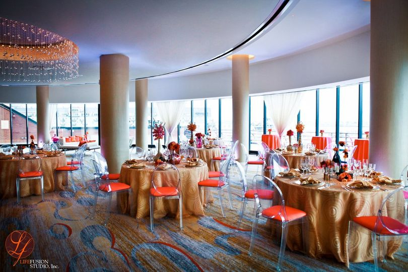 Marriott Long Wharf | Boston Waterfront Weddings and Events » Luster Studios