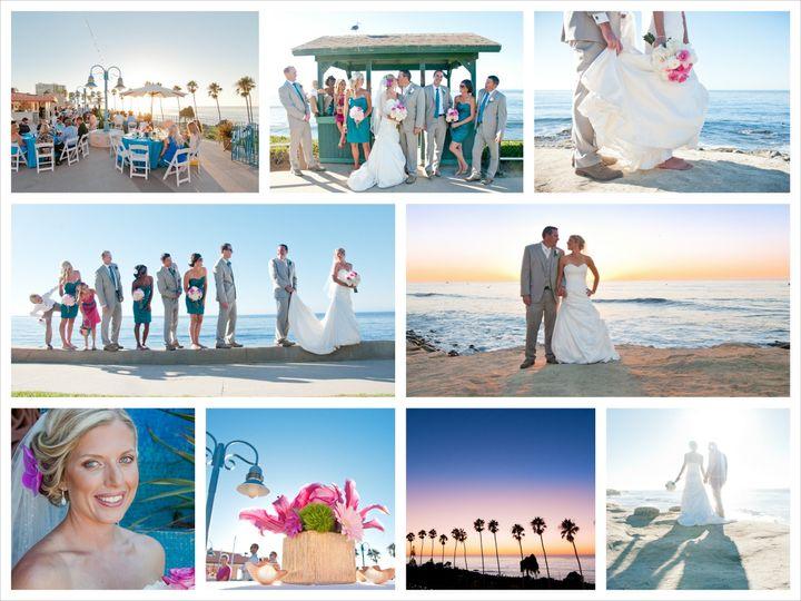 La Jolla Cove Wedding, Scripps Park La Jolla Cove, San Diego Beach Destination Wedding,...