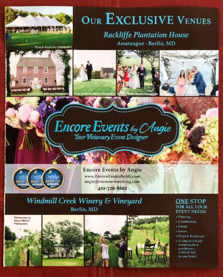 Two New Exclusive Venues
