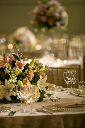 Ballroom Wedding 9424